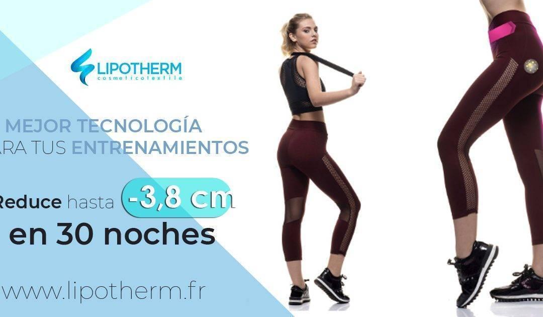 Los beneficios del uso de prendas Lipotherm