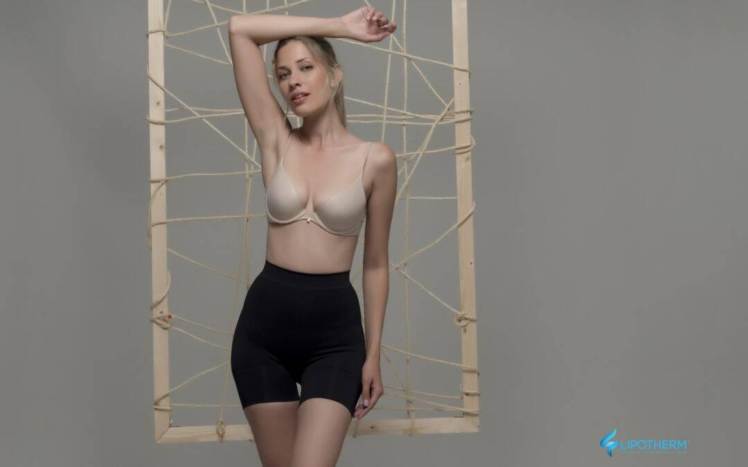 La nueva línea de prendas terapéuticas by Lipotherm